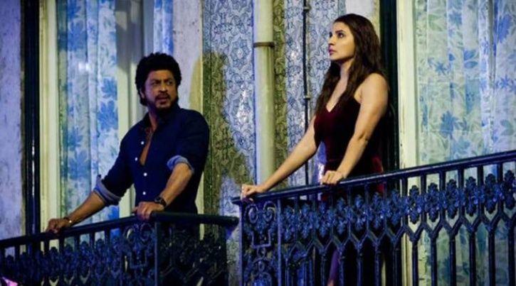 SRK Anushka