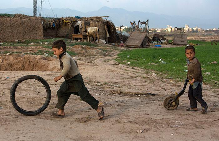 Afghanistan Boys