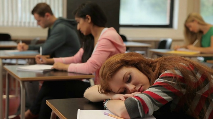 Lack of sleep impairs cognitive abilities