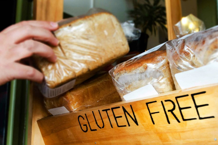Gluten-free foods gaining popularity