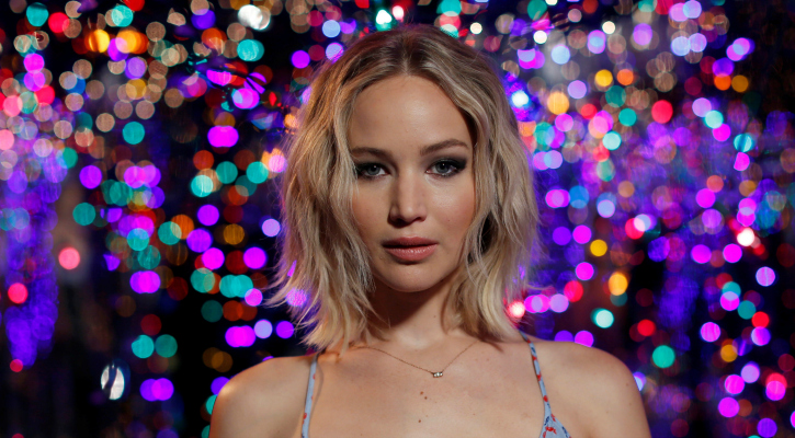 Jennifer Lawrence was one of the targets of the major celebrity hack in 2014 - Reuters