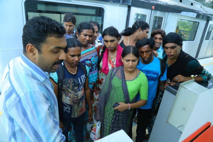 Image result for Transgenders in Kochi Metro