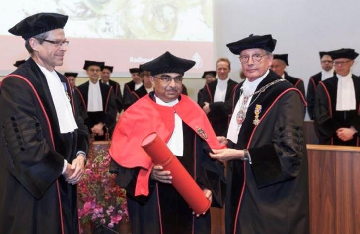 Indian Scientist Shrinivas Kulkarni Wins Dan David Prize For His Contribution In Astronomy