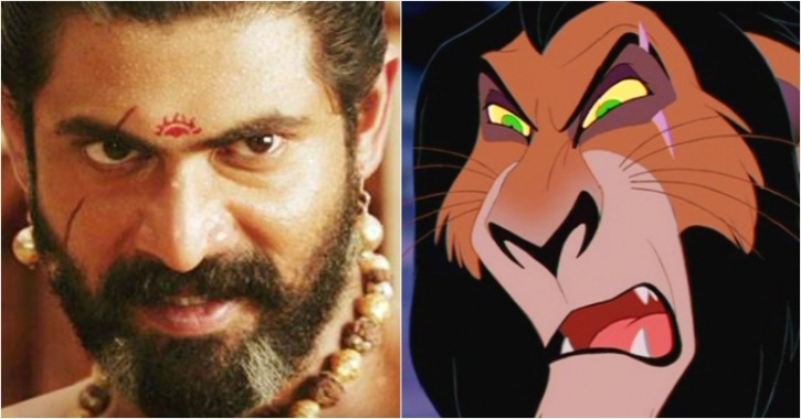 Baahubali, The Lion King