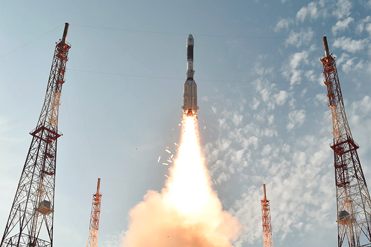 ISRO GSAT-9 South Asia Satellite