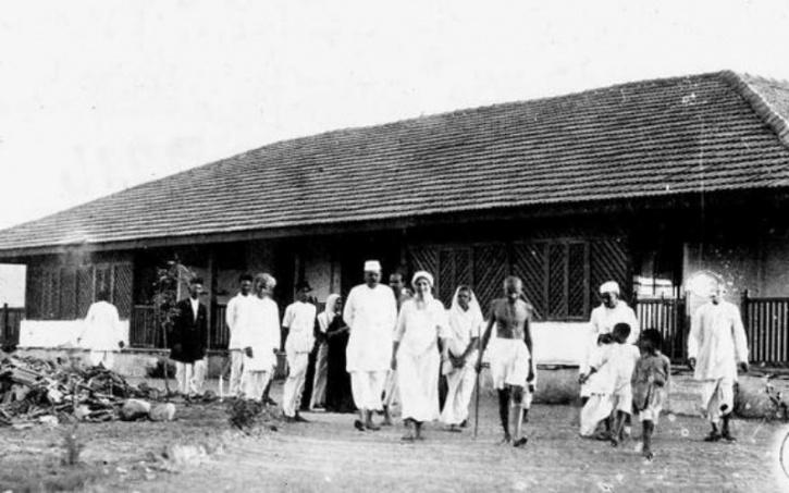 Image result for sabarmati ashram