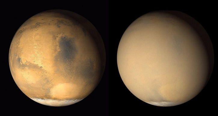 Mars, NASA, Opportunity