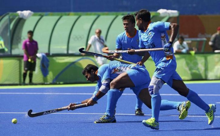 Asian Games 2018 Hockey Teams