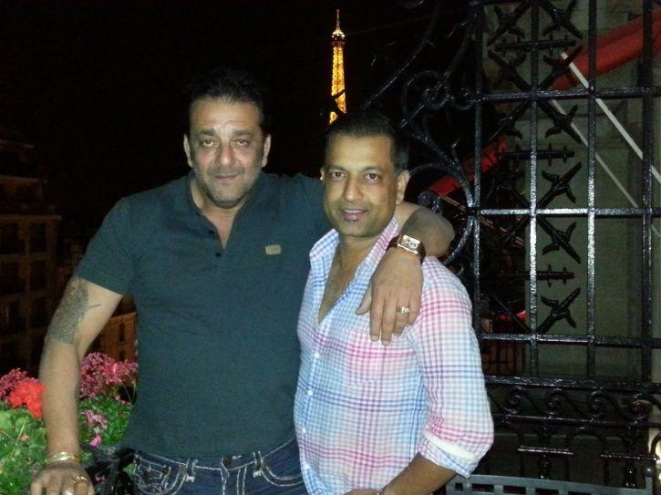Meet Sanjay Dutt