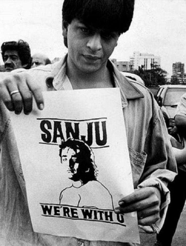 SRK Sanju