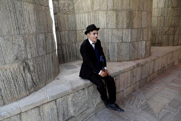 Charlie Chaplin Of Afghanistan