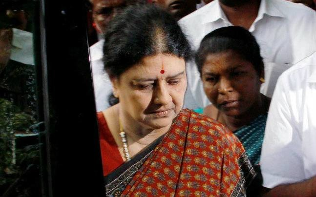 Twitter Reactions As Sasikala Gets Convicted In DA Case