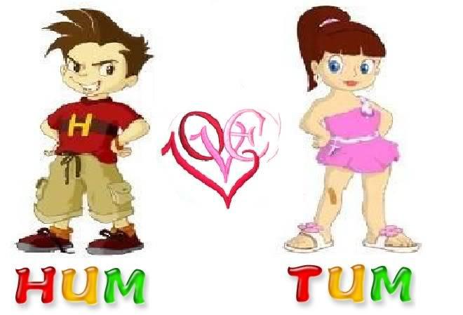 Hum Tum Movie Wallpaper #8