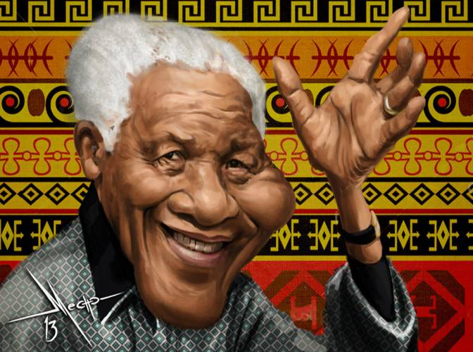 nelson rolihlahla mandela essay Rolihlahla mandela was born deep in the black homeland of transkei on july 18, 1918 his first name could be interpreted as troublemaker a primary school teacher added the english name nelson later.