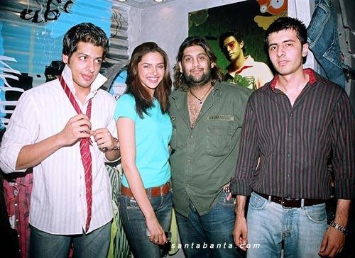 Deepika Padukone And Nihar Pandya Deepika Padukone's Lif...