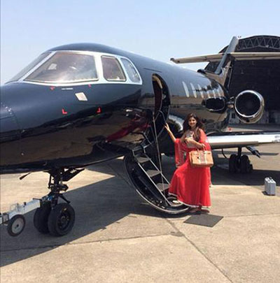 12 Bollywood Celebrities Who Owns A Private Jets - StoryNotch