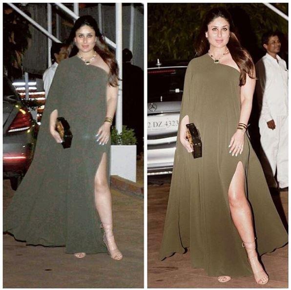 Kareena Kapoor Pregnancy style diary photos Photos ...