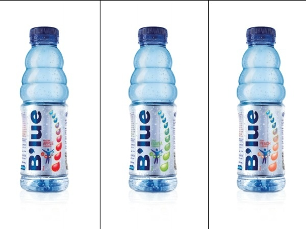Product Review B Lue Flavoured Water Indiatimes Com