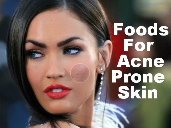 how to clear acne prone skin