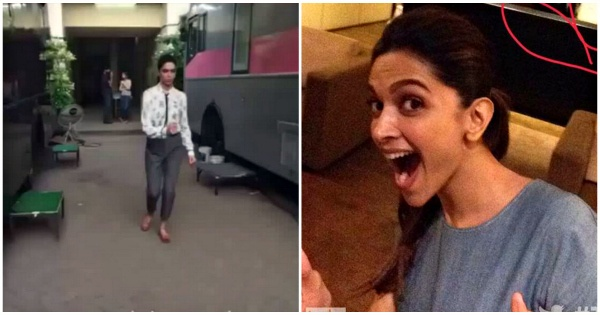 Deepika padukone takes to some matargashti leaves fans drooling