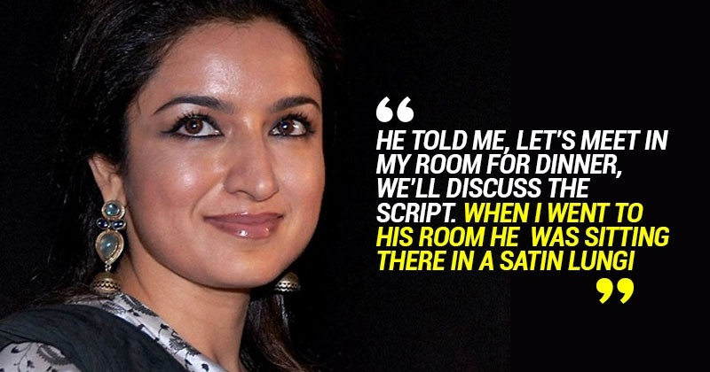 Tisca Chopra Reveals How She Escaped A Casting Couch