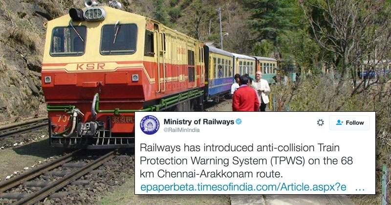 train protection warning system The central information commission (cic) has directed the department of scientific and industrial research (dsir) to provide information on delay in the implementation of the train protection warning system (tpws.