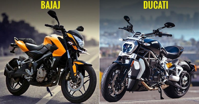 India's Bajaj Auto May Be Close To Acquiring Legendary Italian Bike Brand Ducati