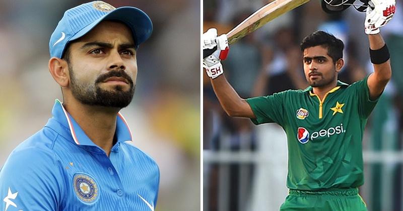 Young Pakistani Cricketer Babar Azam Wants To Emulate Virat Kohli - Indiatimes.com