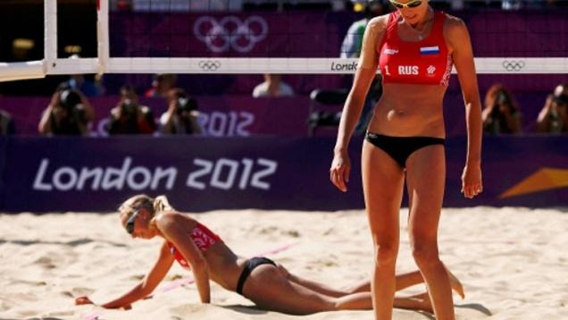 ... Boris Johnson, drooled over 'semi-naked' female beach volleyball players ...
