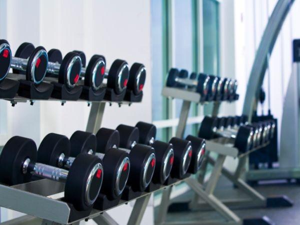 weights progress