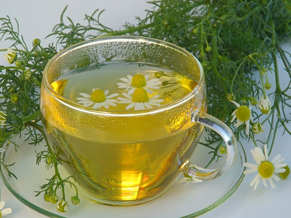 Switch from Coffee to Herbal Tea