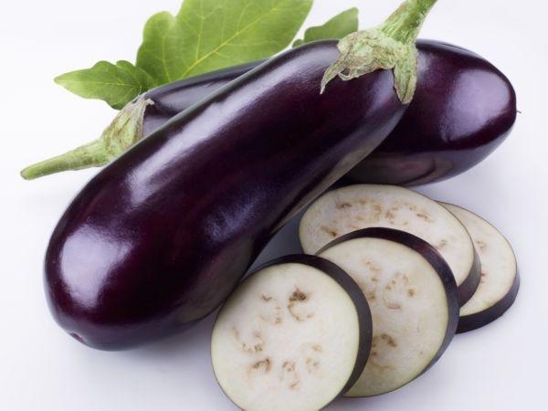 eggplant strips