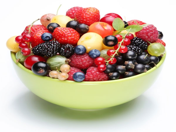 Fresh and Canned Fruits