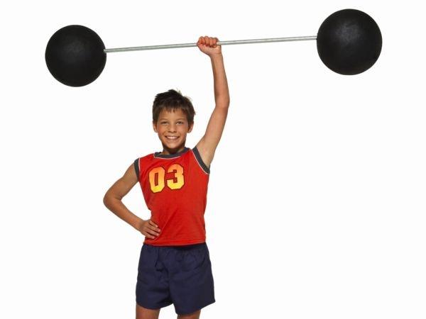 swinging weights