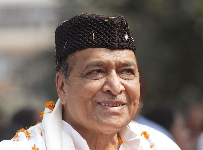 An Indian lyricist, musician, singer, poet, writer and filmmaker from Assam, Bhupen Hazarika died on 5th November 2011 after being admitted into the ICU for multi-organ failure, at the age of 85.