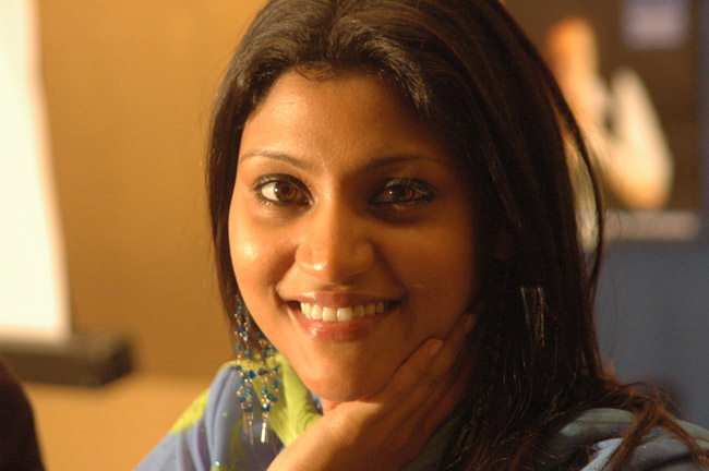 Konkona Sen Sharma gave birth to her first child (baby boy) on 15th March 2011 in Mumbai. She and Ranvir Shorey (her husband) named the child Haroon.