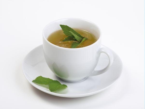 Green tea increases metabolism: