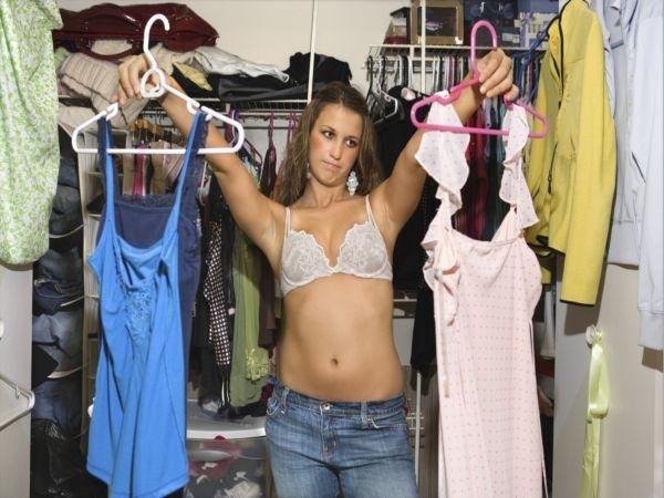 Let your closet breathe a little