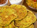 Vegetable uttapams: