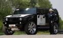Hummer H2 Police car
