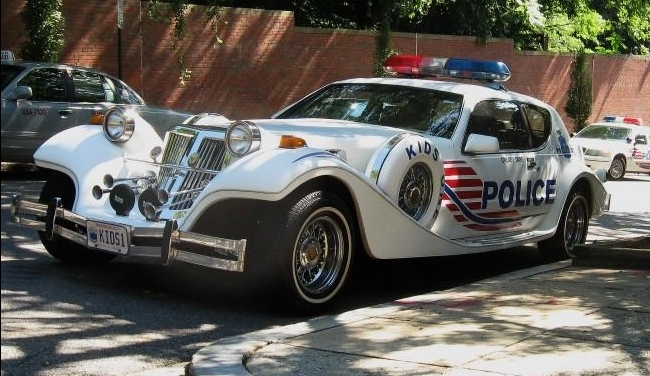 Unusual Police Cars Indiatimes Com