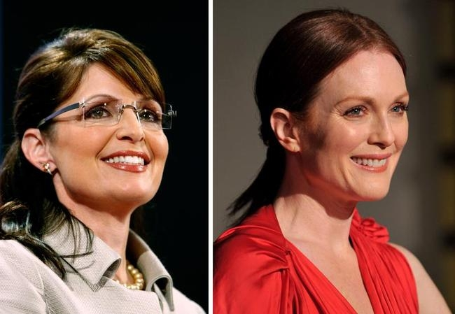 Actress Julianne Moore To Play Republican Politician Sarah Palin