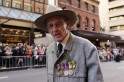 On ANZAC (Australia New Zealand Army Corps) Day, citizens and members of the countries' armed forces attend ceremonies and parades to honor their military veterans.