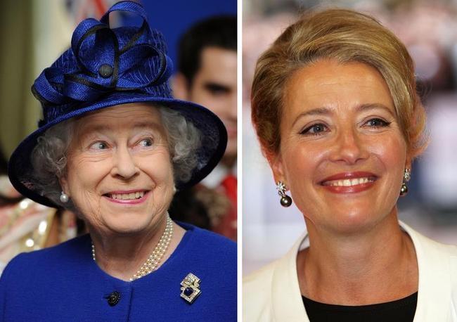 Emma Thompson To Play Queen Elizabeth II