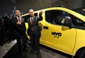Taxi of Tomorrow @ New York Auto Show