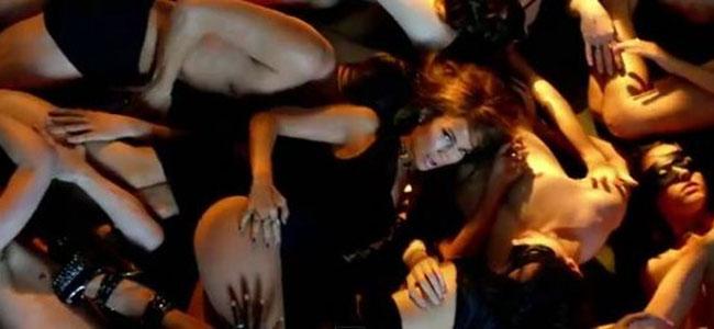 Jennifer Lopez In Dance Again