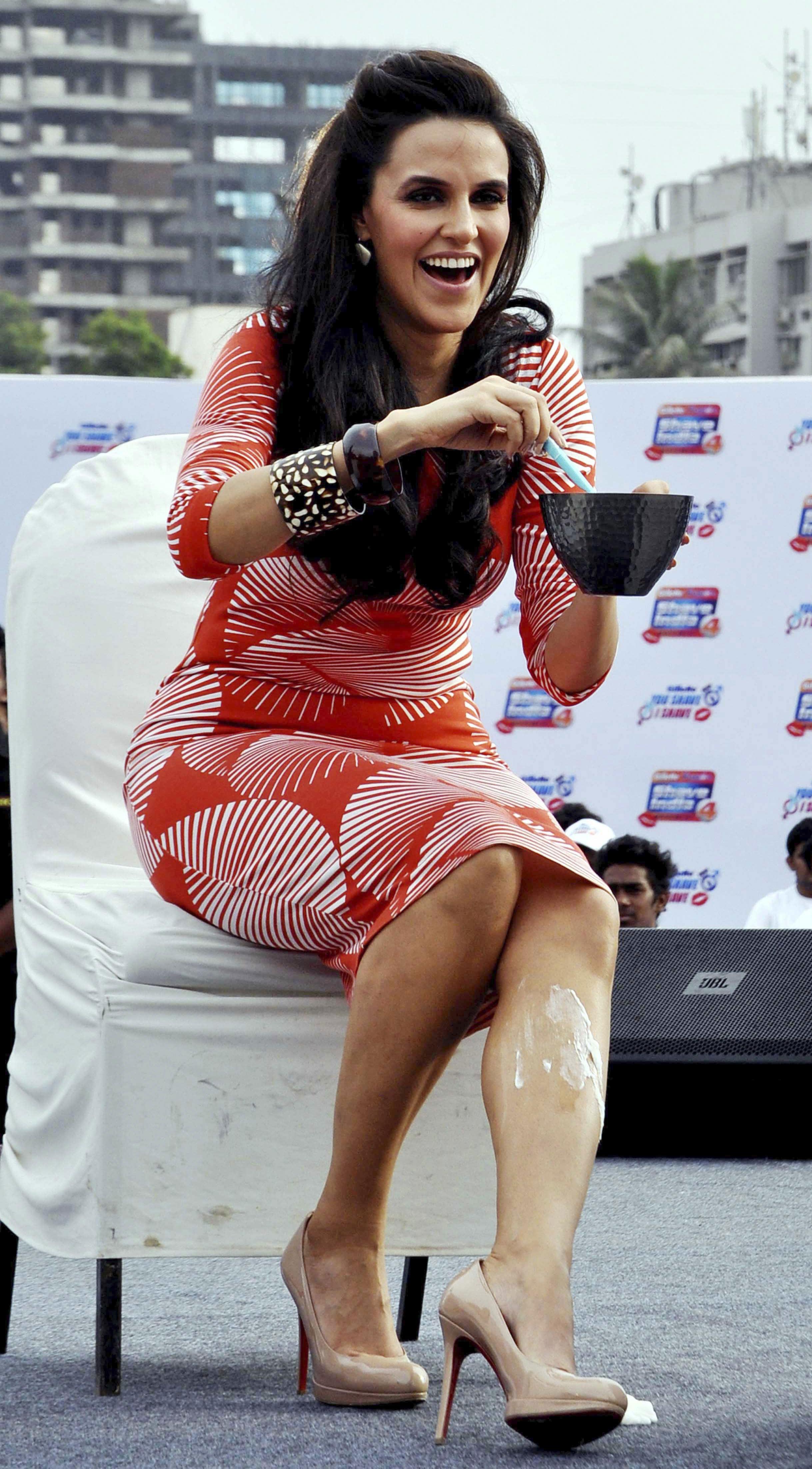 Neha Dhupia