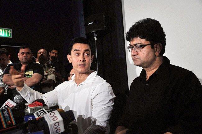 Aamir Khan at Satyamev Jayate