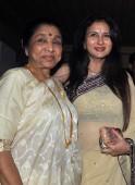 Asha Bhonsle & Poonam Dhillon