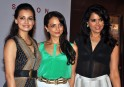 Dia Mirza, Sohail Khan's wife Seema Khan and Sameera Reddy